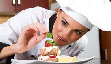Nghề đầu bếp một lựa chọn lý tưởng của nhiều giới trẻ