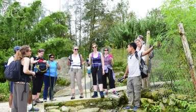 Những yêu cầu của nghề hướng dẫn viên du lịch về ngoại hình