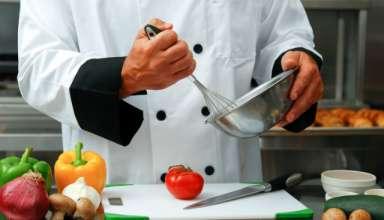 Muốn làm đầu bếp chuyên nghiệp bạn phải làm điều này